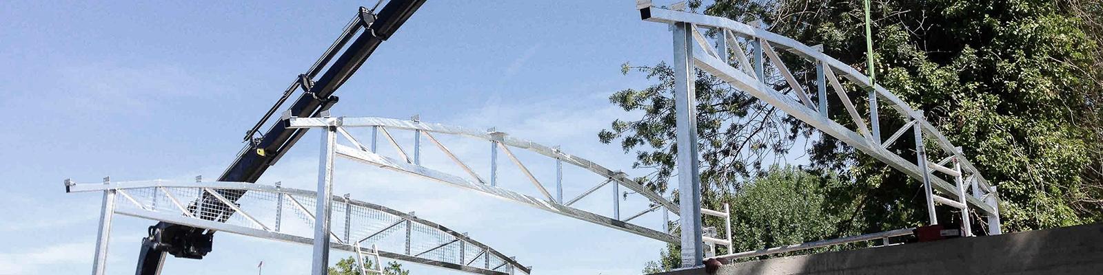 bureau études structures métalliques 31 arcane ingénierie